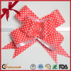 Gift Wrapping Pull String Purple PP Ribbon Bow