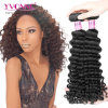 Peruvian Virgin Hair Deep Wave Human Hair Weave