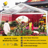 Clear PVC Tent to Exhibit Flowers (hy147b)