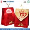 Red Wedding Dessert Paper Bag