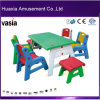 Kindergarden Plastic Table and Chairs (VS-2177D)