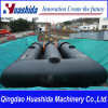 Radiation Cross Linked Tubular PE Heat Shrinkable Sleeve HSS Seal Joint for Corrugated and Spiral Sewage Pipe Joint