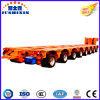 Hot Sale Nicolas Type 200-600 Tons Modular Hydraulic Multi-Axle Truck Trailer for Sale