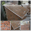 Maple Red Natural Stone Granite Polished Floor/Wall Tile