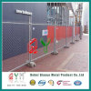 Galvanized Steel Crowd Control Barrier/ Stainless Steel Temporary Fence