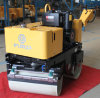 Compaction Equipment Walk Behind Double Drum Vibrating Pedestrian Roller