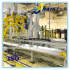 Nonwoven Textile Handling and Wrapping Machine