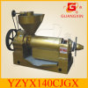 High Efficiency Oil Expeller with Bigger Gearbox and Squeeze Cage
