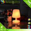 Glowing LED Table Lamp