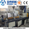 Co-Rotating Twin Screw Extruder / Pet Flakes Recycling Machine