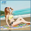 China Supplier Cheap Round Beach Towel