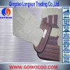 Cow Split Leather Safety Work Gloves (GW-905)