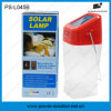 Affordable and Portable LED Solar Emergency Lamp for Earthquake