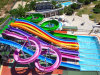 Combination Fiberglass Body Water Slide for Sale