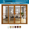 Aluminum/Aluminium Sliding Door for Building Materials