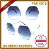 FM14012 Special Designed Shaped Metal Frames Male Lunettes De Soleil