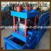 Semi-Automatic C Channel Roll Forming Machine