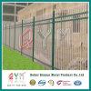 Powder Coated Picket Fence/ Galvanized Steel Picket Fence Panels
