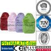 SGS CE Plush Faux Fur Plain Hot Water Bottle Cover
