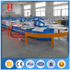 Automatic Oval Clothes Screen Printing Machine