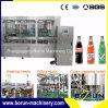2000-12000bph Carbonated Water Bottling Machine / Filling Plant