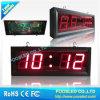 Indoor Temperature Clock Panel Display