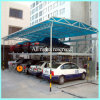 Two Floors Parking Lot Automated Carport