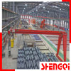 Semi Gantry Crane, Single Girder Outdoor Crane