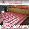 High Quality Color Coated Corrugated Steel Sheet