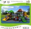 Kaiqi High Quality Medium Sized Forest Themed Children′s Playground (KQ10024A)