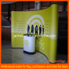 Curved Advertisement Trade Show Display