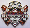 Baseball Lapel Pin (MJ-PIN-154)