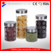 Wholesale Hot Sales Airproof Frosted Glass Jars