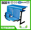 Simple Style School Furniture Student Desk and Chair (SF-22H)