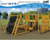 Wooden Amusement Fitness Park Outdoor Playground Hf-17505