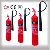 En3-7 Portable CO2 Fire Extinguisher Alloy-Steel Material