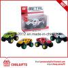 Best Kids Gift Metal Funny Mini Big Wheel Pickup Truck Toy Car Model