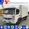 4 Tons Hot Sell Light Duty Cargo/Lorry/Chest/Bin/Ark/Mini/Micro/Van Light Truck