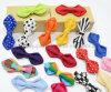 Custom Colorful Cotton Baby Kids Children Bowtie Bow Tie