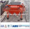 35 Cbm Port Handling Machine Dust Collector Mobile Hopper
