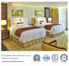Five Star Hotel Furniture with Modern Wooden Bedroom Set (YB-New)