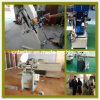 Automatic Water Groove Milling Machine for Plastic Profile / Plastic PVC Door Fabrication Machine