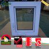German UPVC Plastic Steel Triple Glazed Impact Handcrank Window