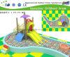 Small Playground Ball Pool and Slide Kindergarten Playground (H14-03258)