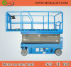 Battery Scissor Lift Work Platform with CE