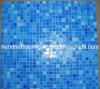 Cheap Glass Mosaic Swimming Pool Mosaic Tile (HSP315)