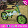 New Design Original Work Cartoon Wooden Balance Bike Without Pedals for Toddlers W16c175
