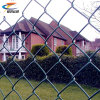 PVC-Coated Chain Link Wire Mesh Fencing