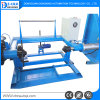 Automatic Single Heads Vertical Wire Extruder Line Cable Manufacturing Machine