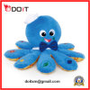 Blue Baby Fur Small Plush Octopus Toys